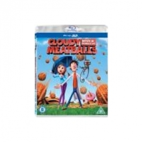 Cloudy with a Chance of Meatballs Blu-ray 3D - Image 2