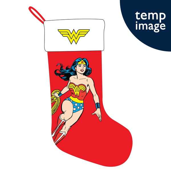 DC Comic Christmas Stocking - Wonder Woman