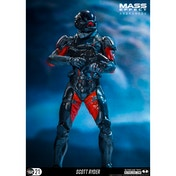 Scott Ryder (Mass Effect Andromeda) McFarlane Colour Tops Action Figure