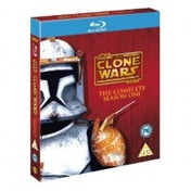 Star Wars The Clone Wars The Complete Season One Blu-ray