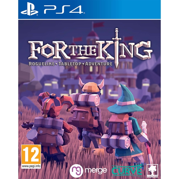 For The King PS4 Game - Image 1