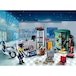 Playmobil Advent Calendar Jewel Thief Police Operation - Image 2