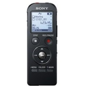 Sony ICDUX533B UX Series 4GB Voice Recorder - Black