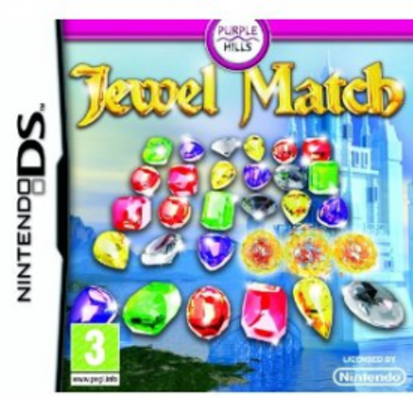 Jewel Match Game DS