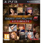 Dead or Alive 5 Ultimate Game PS3