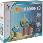 Day & Night Smart Games Puzzle Game