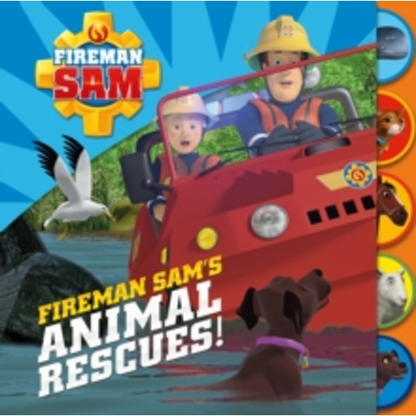 Fireman Sam\'s Animal Rescues!
