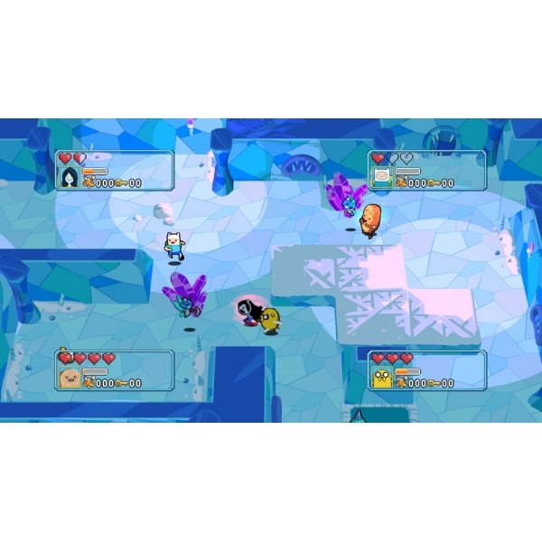 Adventure Time Explore The Dungeon Because I Don't Know Game 3DS - Image 3