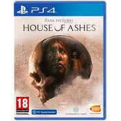 The Dark Pictures Anthology House of Ashes PS4 Game