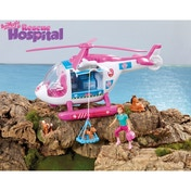 Animagic Rescue Hospital Air Ambulance