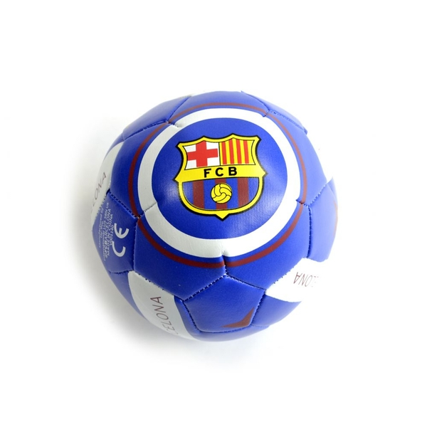 FC Barcelona 4 Inch Mini Soft Ball 2018