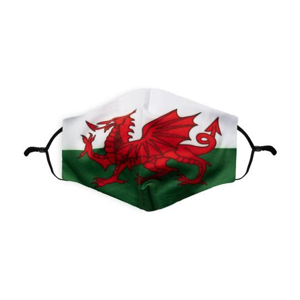 Welsh Printed Face Mask