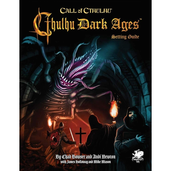 Cthulhu Dark Ages Setting Guide