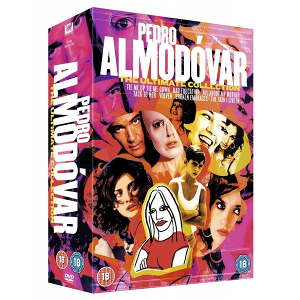 Pedro Almodóvar: The Ultimate Collection DVD