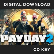Payday 2 The Ultimate Steal Edition PC CD Key Download for Steam