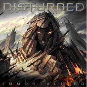 Disturbed -Immortalized Deluxe Version CD
