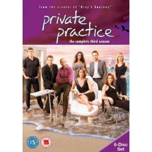 Private Practice Series 3 DVD