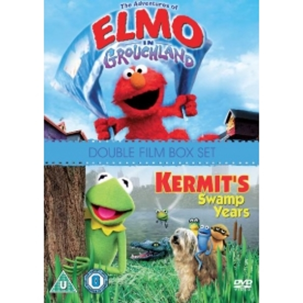 Adventures Of Elmo In Grouchland/Kermit's Swamp Years DVD