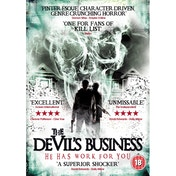 The Devil's Business (2011) DVD