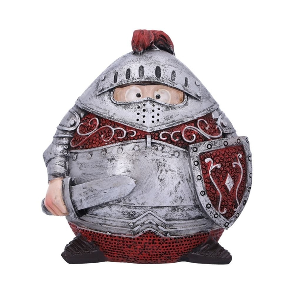 Sir Vival (Set of 4) Medieval Knights Figurines