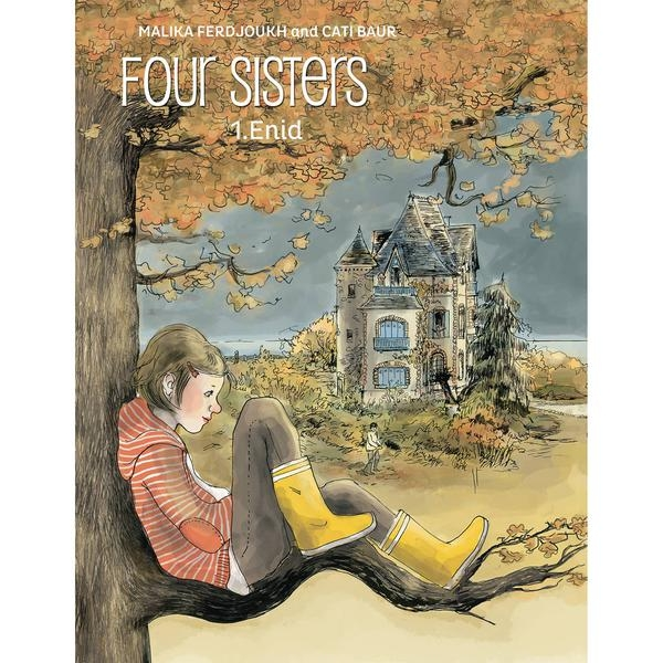Four Sisters: Volume 1: Enid Hardcover