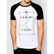 Fantastic Beasts - Curse Men's Small T-Shirt - White