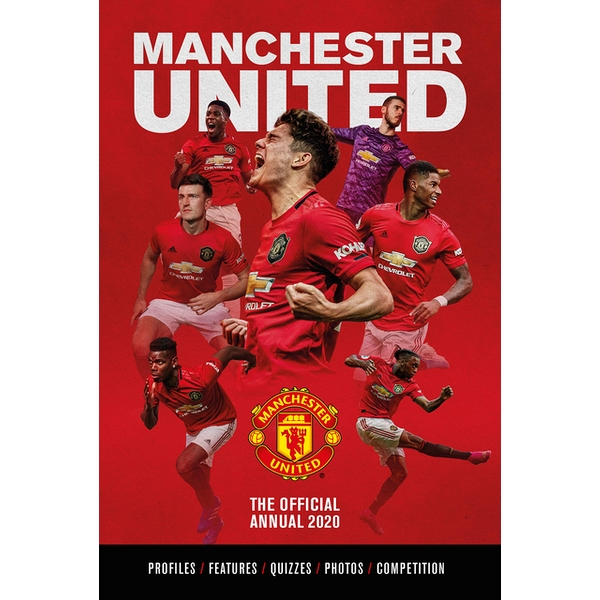 Manchester United FC Annual 2020