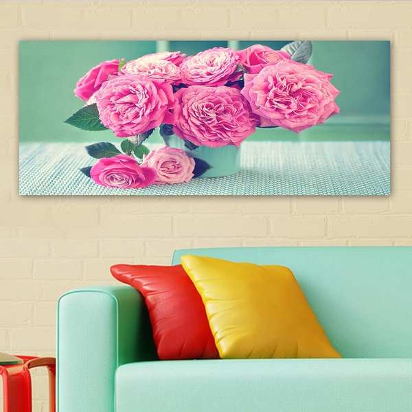 YTY236231194_50120 Multicolor Decorative Canvas Painting