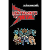 New Lieutenants of Metal Volume 1