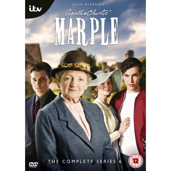Agatha Christie's Marple - Series 6 DVD
