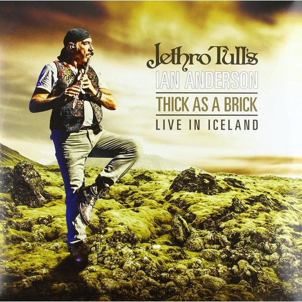 Jethro Tulls Ian Anderson - Thick As A Brick - Live In Iceland Vinyl