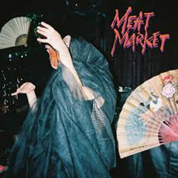 Meat Market ‎– Too Tired Vinyl