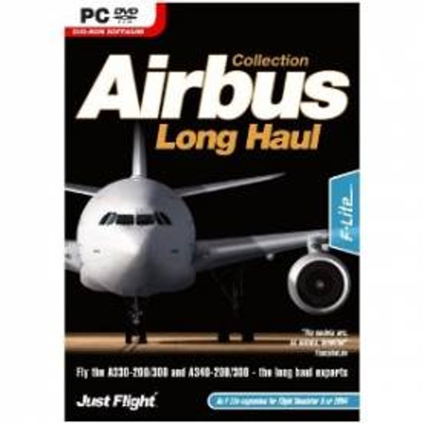 Airbus Collection Long Haul Expansion Pack Game PC
