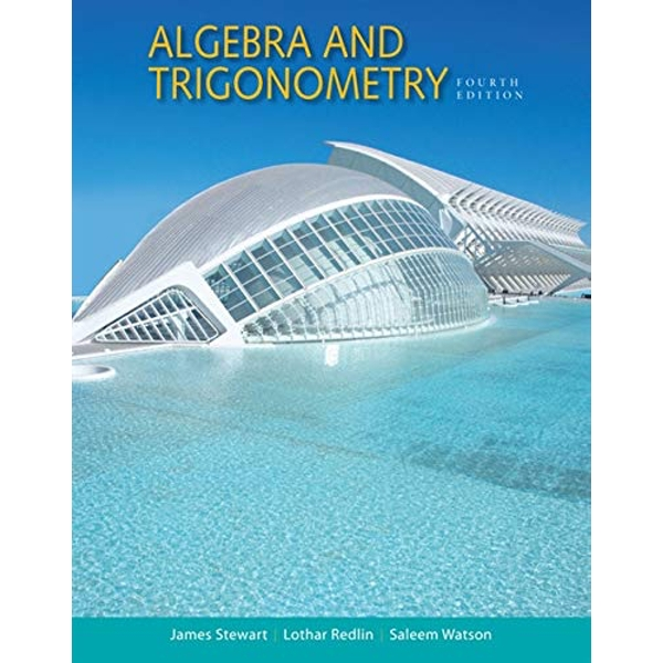 Algebra and Trigonometry  Hardback 2015