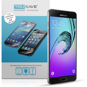YouSave Samsung Galaxy A3 (2016) Screen Protectors X 5 - Clear