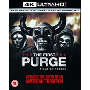 The First Purge 4KUHD   Blu-ray   Digital Copy