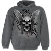 Ascension Men's XX-Large Hoodie - Charcoal Grey