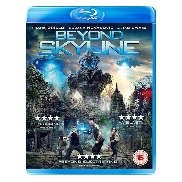 Beyond Skyline Blu-ray