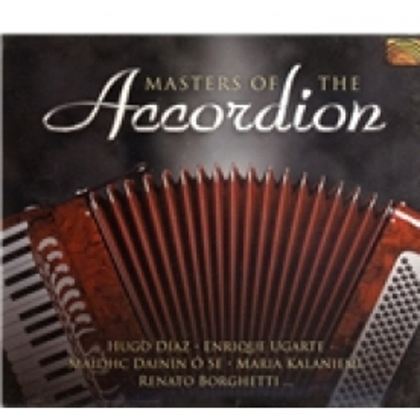 Masters Of The Accordion CD