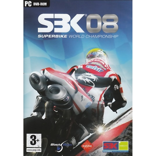 SBK 08 Superbike World Championship Game PC