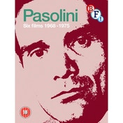 Pasolini Collection DVD & Blu-ray