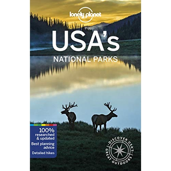 Lonely Planet USA's National Parks  2 New edition Paperback / softback 2019