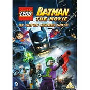 LEGO Batman: The Movie - DC Super Heroes Unite DVD