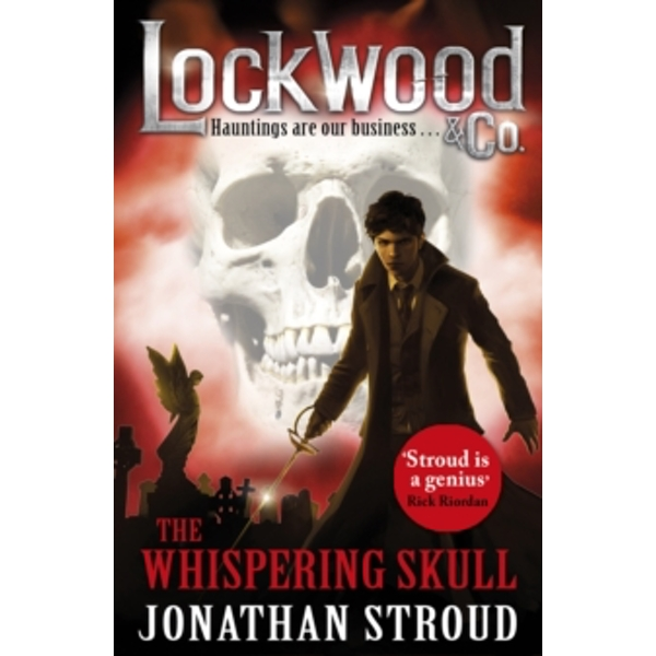 Lockwood & Co: The Whispering Skull: Book 2 by Jonathan Stroud (Paperback, 2015)