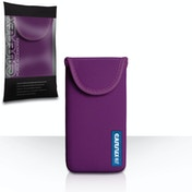 Caseflex Neoprene Pouch (S) - Dark Purple