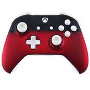 Polar Red Shadow Edition Xbox One S Controller