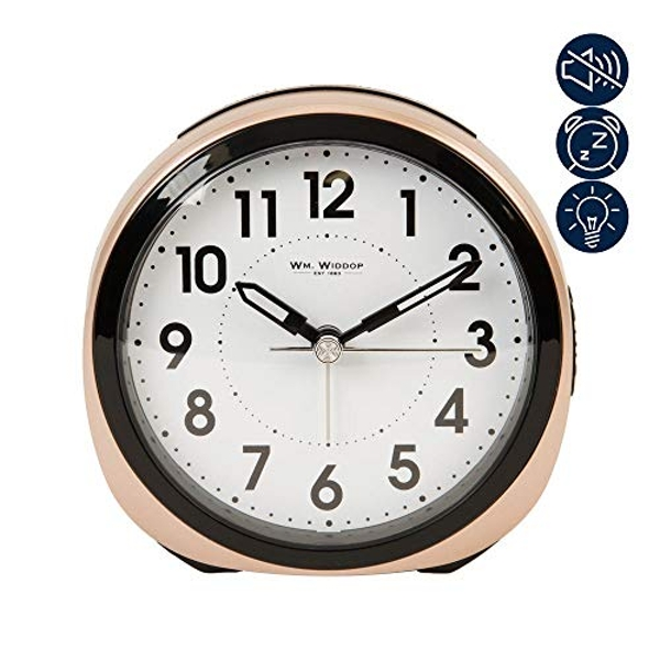 Rose Alarm Clock - Sweep, Crescendo, Snooze