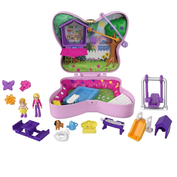 Polly Pocket Big World Butterfly