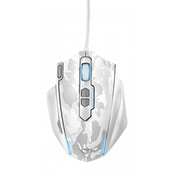Trust GXT 155W USB Right-hand White mice