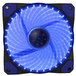 Evo Labs Vegas 120mm 1300RPM 32 x Blue LED 9 Blade Fan - Image 2